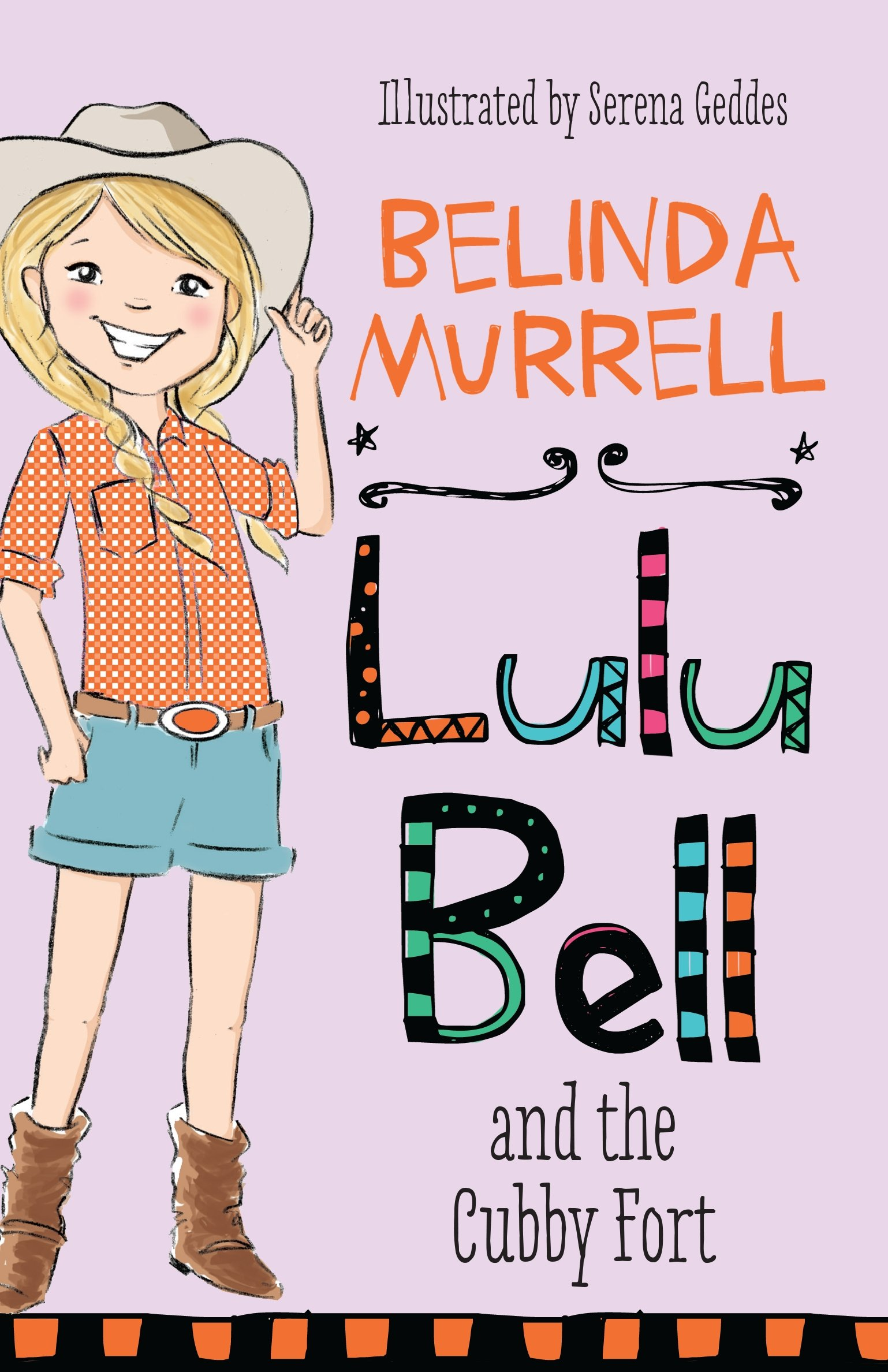 Read Online Lulu Bell and the Cubby Fort pdf