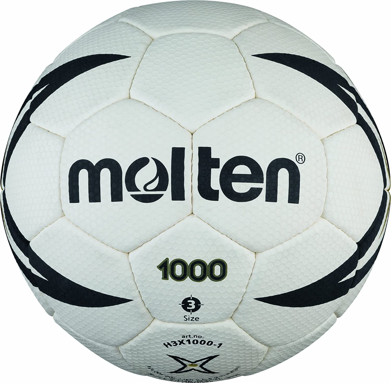 TALLA 3. MOLTEN H3X1000 - Balón de Balonmano