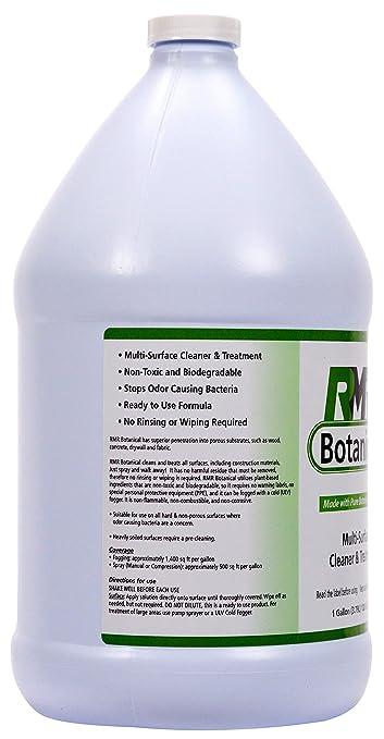 Amazon.com: RMR Botánico Limpiador y Tratamiento, (1 Galón ...