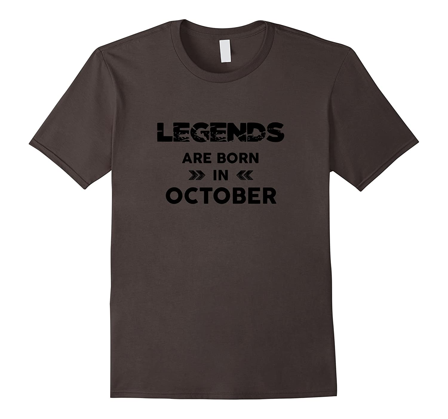 Birthday Gift - Legends Are Born in October-TJ