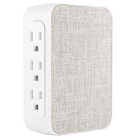 Amazon.com: GE Pro 6 Outlet - Protector de sobretensión para ...