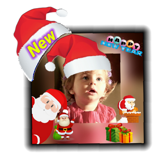 - Funny Photo Christmas Noël Stickers Editor Pro 2017 (Free)