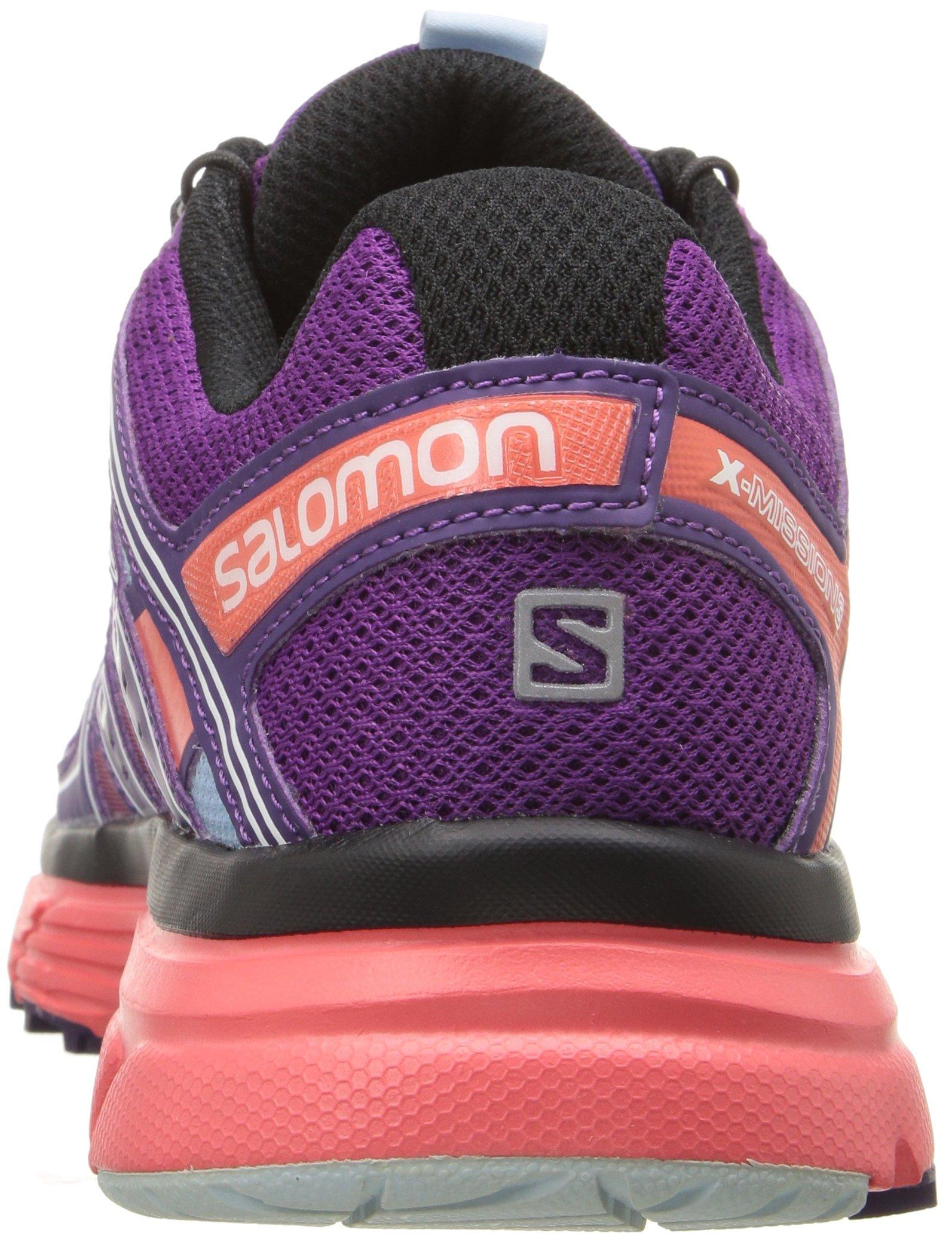 b4c1ed26fe3e Salomon Women s X-Mission 3 CS W Trail Runner