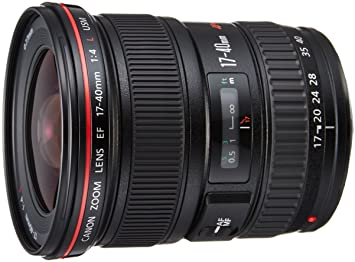 Canon EF 17-40 mm f 4.0 L USM Ultra-Wide Angle Canon EF  Amazon.co ... 869482415c