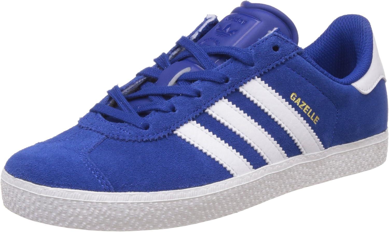 adidas Originals Gazelle 2 J Kids Sneaker Blue BA9317