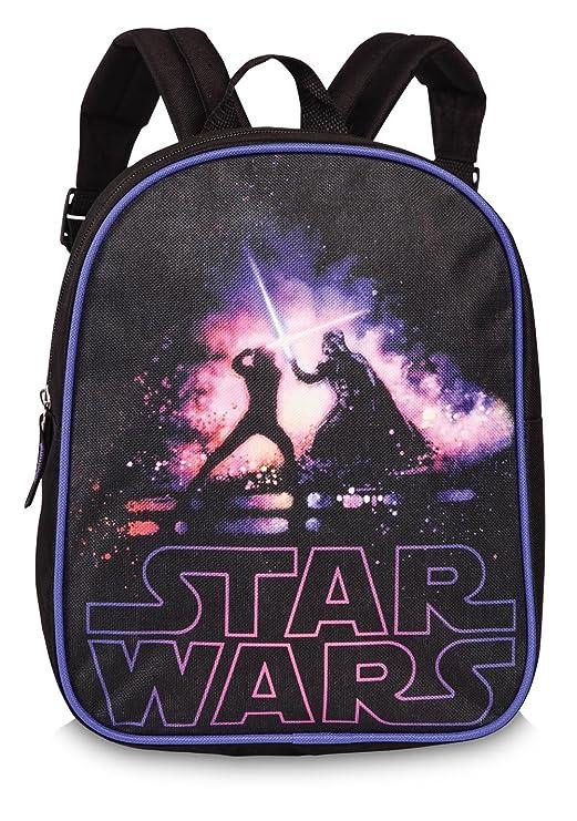 Disney Star Wars Kinder Rucksack Duell Vader Tasche schwarz