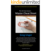 The C# Interviewers Master Cheat Sheet: 2017 THE ULTIMATE C# INTERVIEWERS QUICK ANSWER REFERENCE