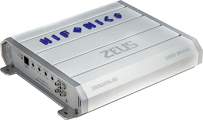 Hifonics Zeus ZRX1216.1D Class D Mono 1200 Watt RMS Car power Amplifier Amp
