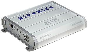 Hifonics ZRX1216.1D Zeus Mono Class-D Subwoofer Amplifier, 1200-Watt