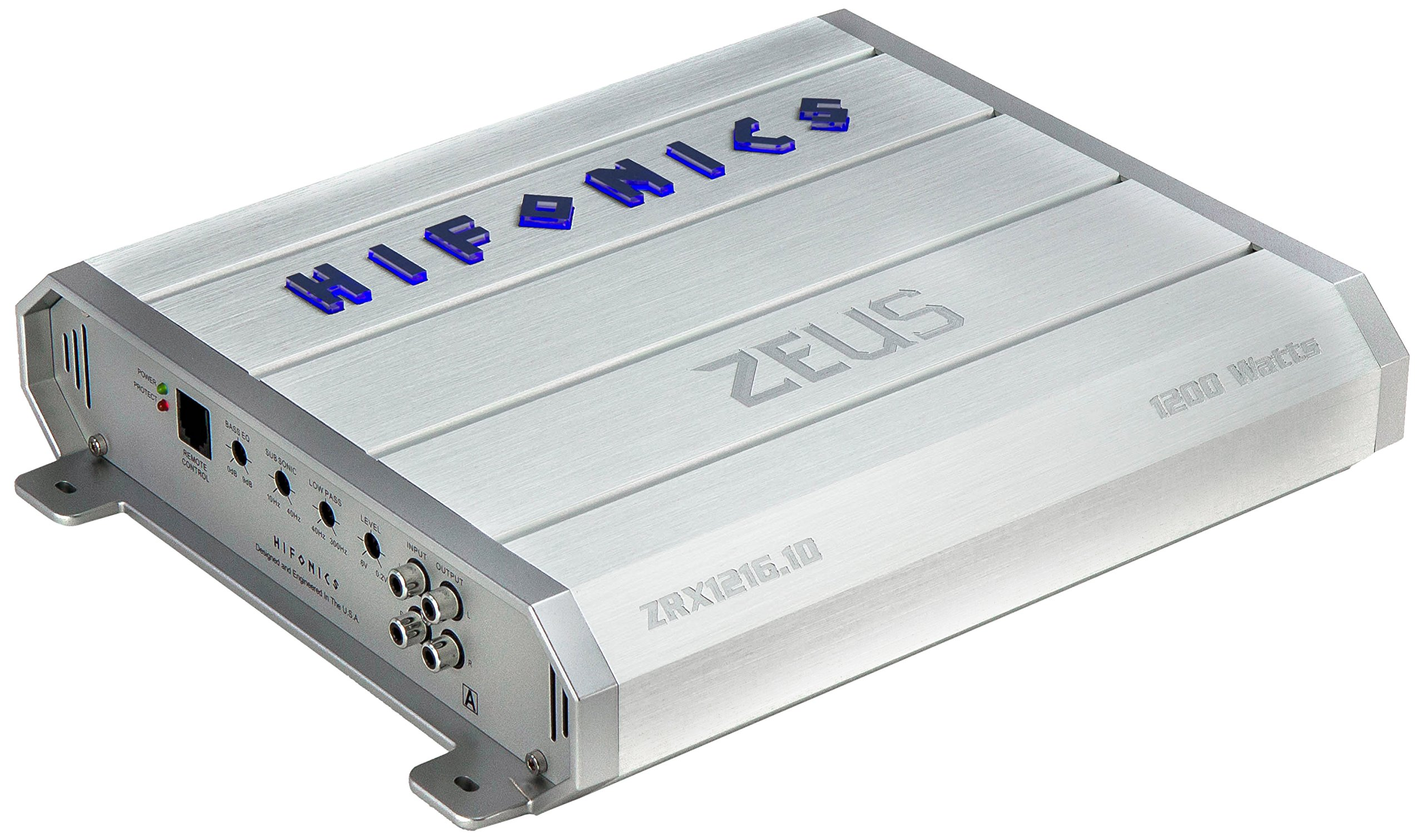 Best Rated In Car Audio Video Mono Amplifiers Helpful Customer Project 116 Subwoofer Amp Hifonics Zrx12161d Zeus Class D Amplifier 1200 Watt Product