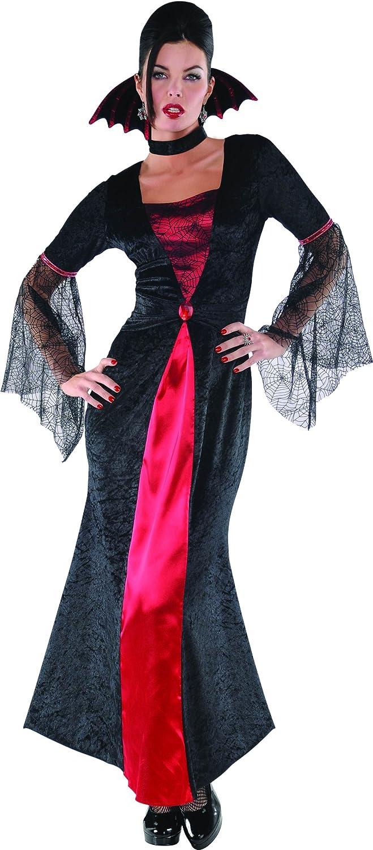 Disfraz de Condesa Vampira para mujer en varias tallas para ...