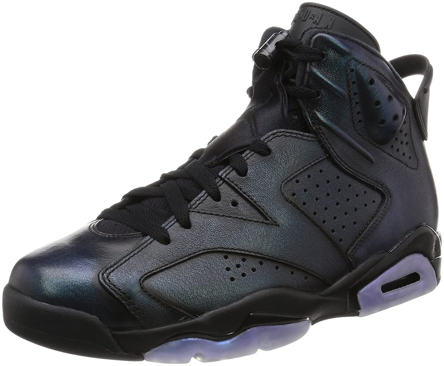 Nike Air Jordan 6 Retro As All Star - 907961-015 -  EUR 43 US 9.5 UK 8.5|Nero