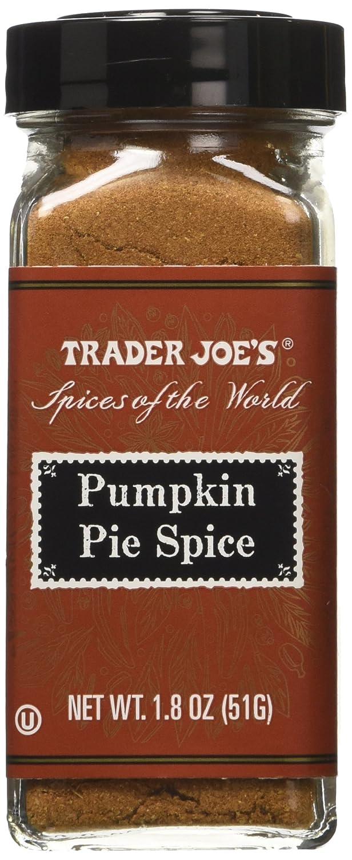 Trader Joe's Pumpkin Pie Spice