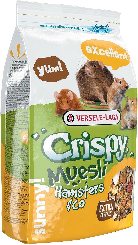 Crispy Muesli ardilla 1Kg