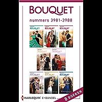 Bouquet e-bundel nummers 3981 - 3988