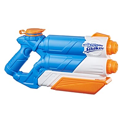 Nerf Super Soaker Twin Tide: Toys & Games