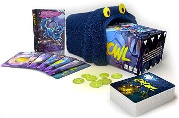 Growl! (Un Nuevo Tipo de Juego de Hombre Lobo) (Kickstarter Edition): Amazon.es: Juguetes y juegos