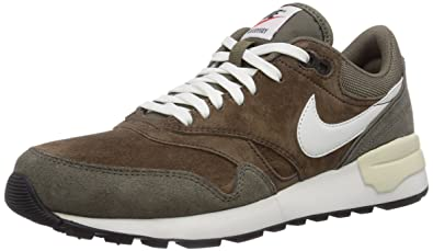 la meilleure attitude a858a 789fe Nike Air Odyssey PGS Leather, Baskets pour homme, Marron ...