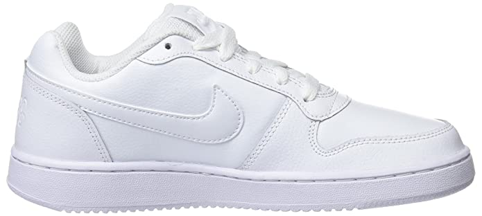 Amazon.com | Nike Mens Ebernon Low Sneaker, White, 5 Regular US | Fashion Sneakers