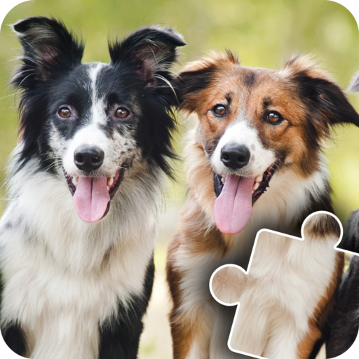 Fun Cats & Dogs Jigsaw Puzzles for kids and toddlers  - Free Edition - Fun and Educational Jigsaw Puzzle Game for Kids and Preschool Toddlers, Boys and Girls 2, -