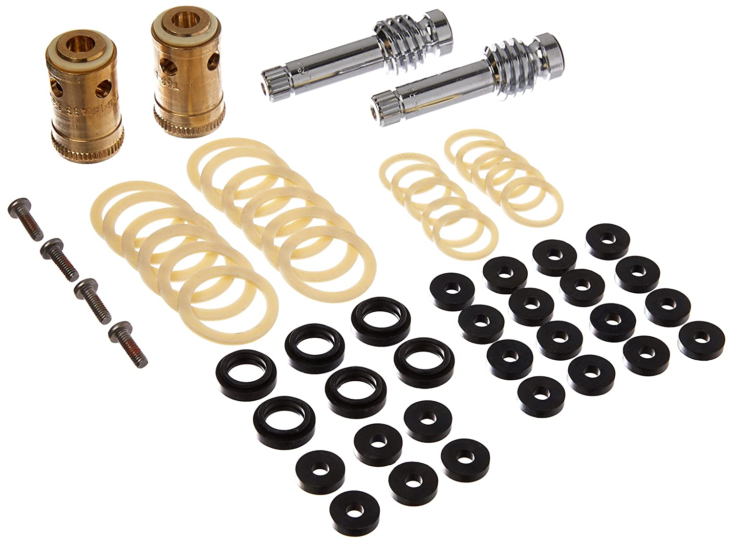 T&S Brass B-6K Job Parts Kit for Eterna Cartr - Faucet Aerators And ...