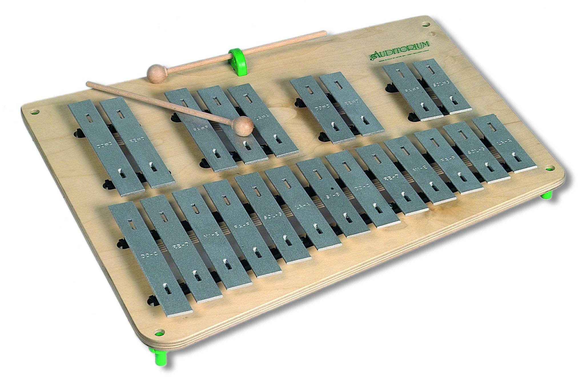 Gitre 769/2 400 x 470 x 35 mm 22 Notes Alto Chromatic Glockenspiel