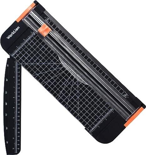 Amazon.com: WorkLion Cortador de papel, recortador de papel ...