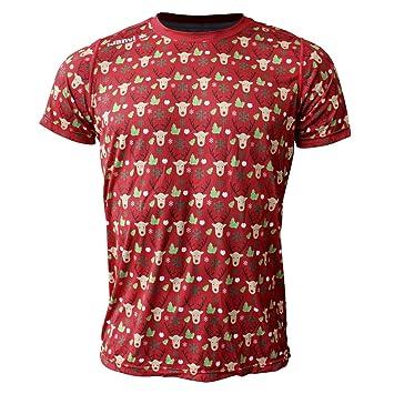 624efa65f1cc2 Luanvi Edición Limitada Camiseta técnica Renos
