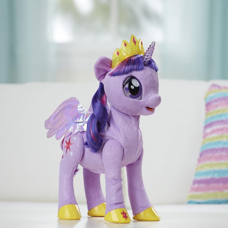 Girls Toy Unicorn - My Little Pony: The Movie My Magical Princess Twilight Sparkle