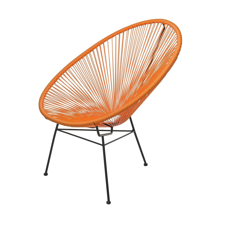 Carbonora Sessel - orange