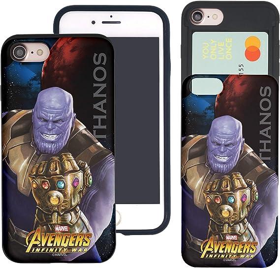 Thanos Marvel iphone case