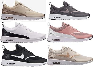 Nike Women's Air Max Thea Low Top Sneakers: Nike: Amazon.co