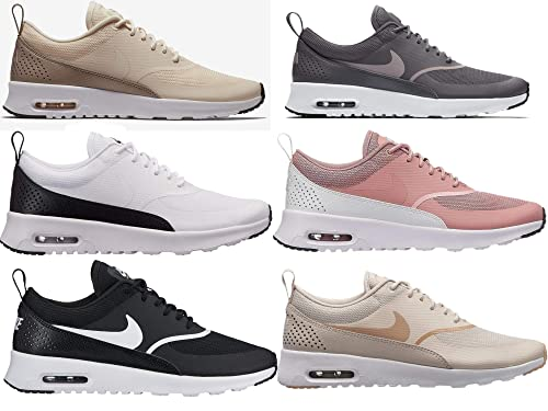 finest selection ee9eb efafe Nike Air Max Thea Womens Trainers Beige - 7 UK