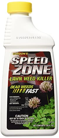 PBI/Gordon Speed Zone Lawn Weed Killer, 20-Ounce