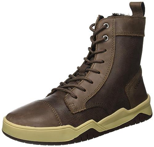 Geox J Perth Boy A, Botas Clasicas para Niños: Amazon.es: Zapatos y complementos