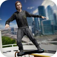 Hoverboard Russian City 3D