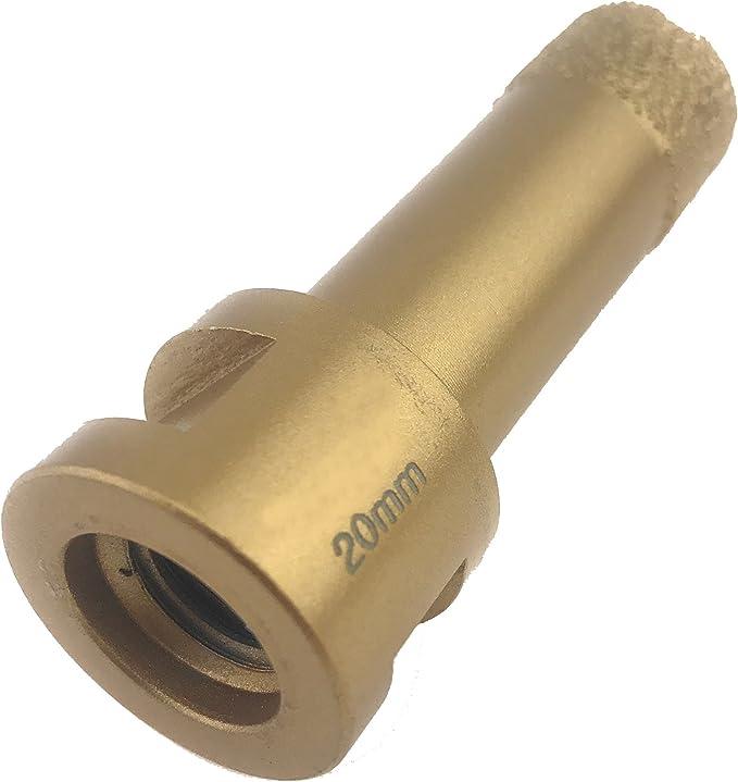 PDX855.800 40mm PRODIAMANT Qualit/é Professionnelle Foret Diamant Cylindrique 40 mm x M14