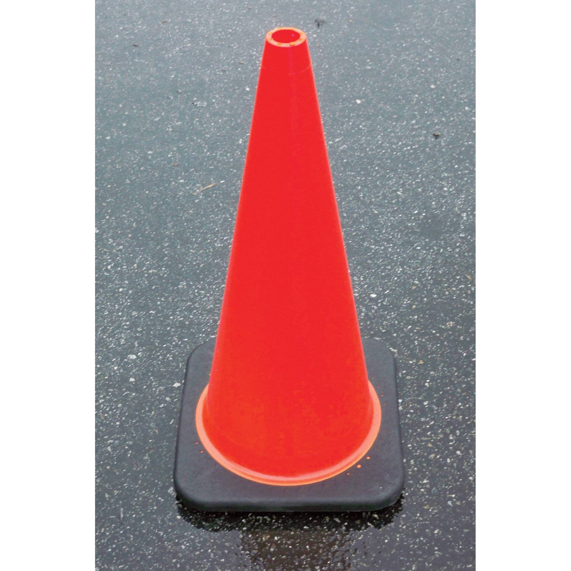 JBC Revolution Series Traffic Cone - Orange, 28in.