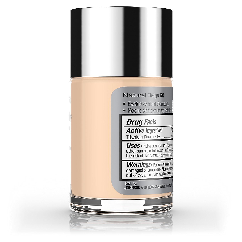 Amazon.com : Neutrogena Healthy Skin Liquid Makeup Foundation, Broad ...