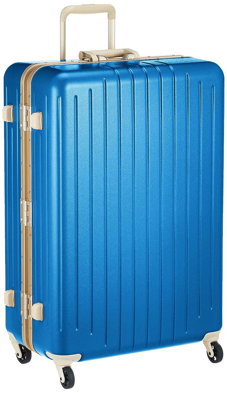 [シフレ] ハードフレームスーツケース GREENWORKS(グリーンワークス) シフレ 1年保証 保証付 不可 85L 66 cm 5.5kg B07NZP2K38 ネイビー