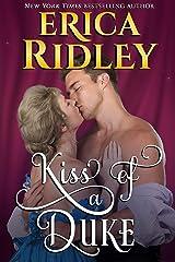 Kiss of a Duke (12 Dukes of Christmas Book 2) Kindle Edition