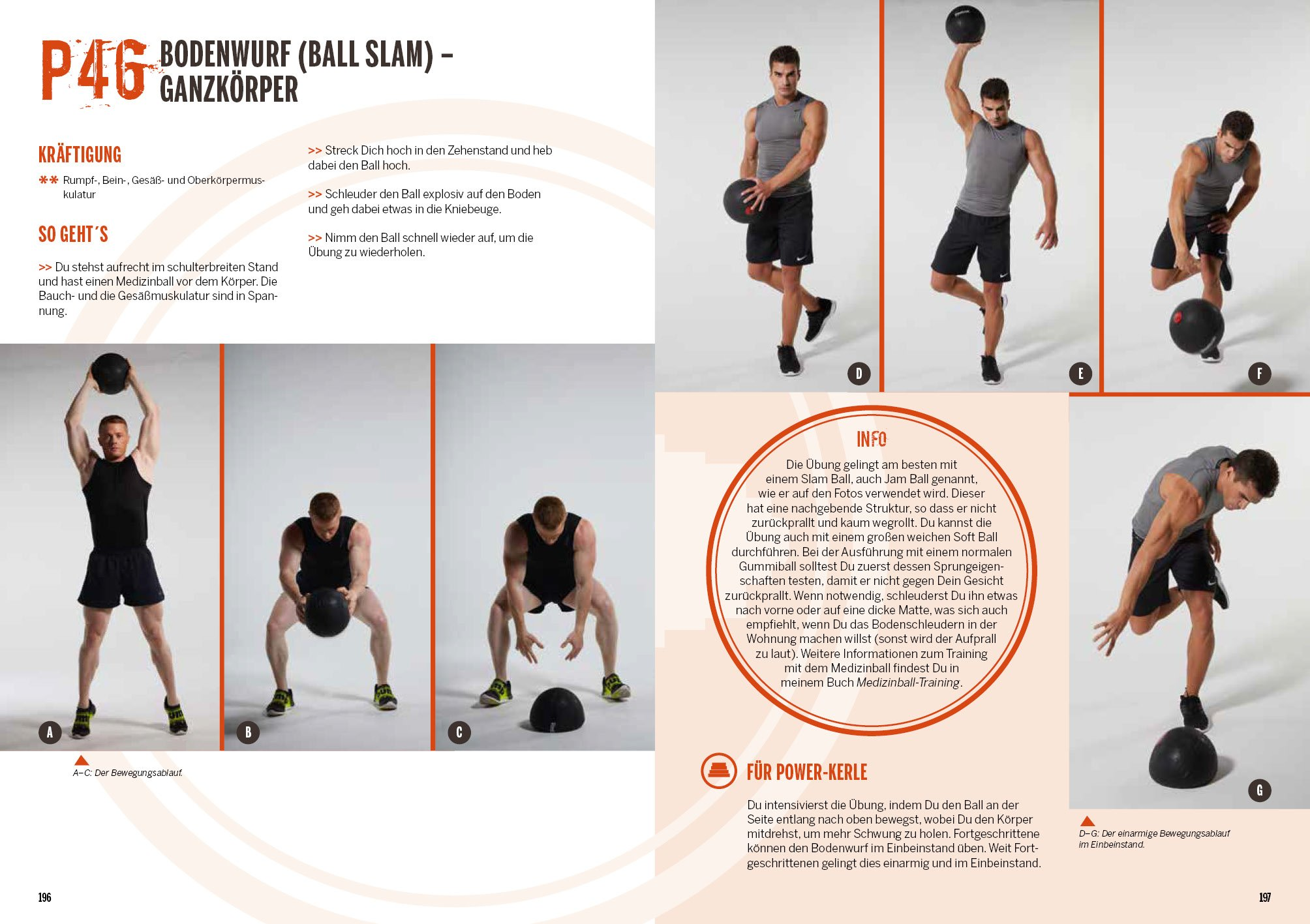 der ultimative Trainings-Guide Krafttraining-Buch Power für echte Kerle DMAX