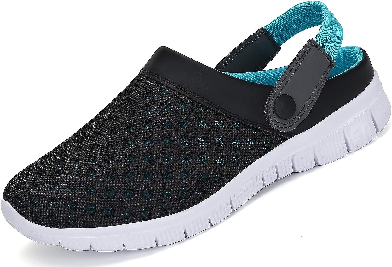 SAGUARO Boys Girls Hiking Sandals Closed Toe Shoes Sport Anti-skids Summer Beach