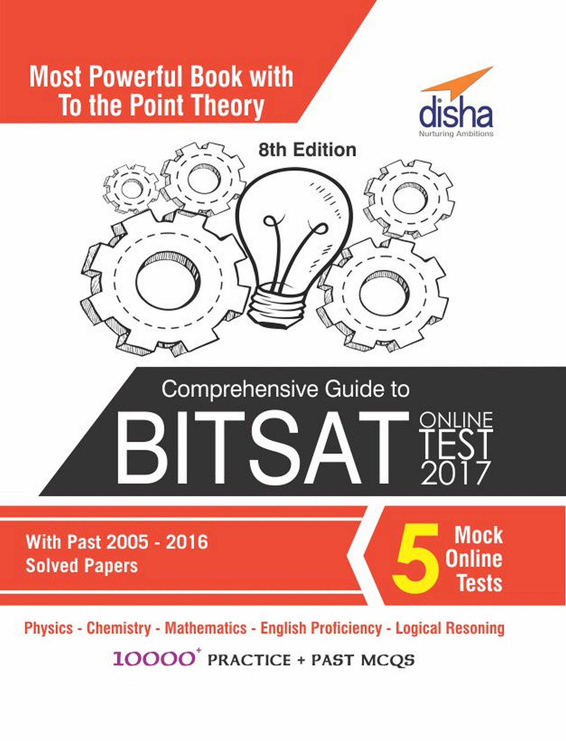 Bitsat Preparation Books Pdf