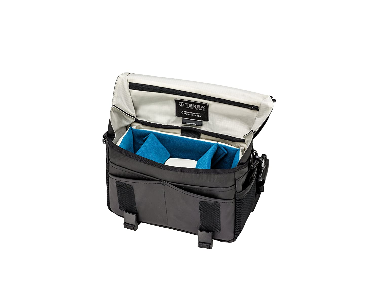 Tenba DNA messenger bag per fotocamera