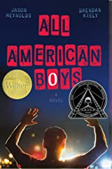 All American Boys (Caitlyn Dlouhy) Hardcover