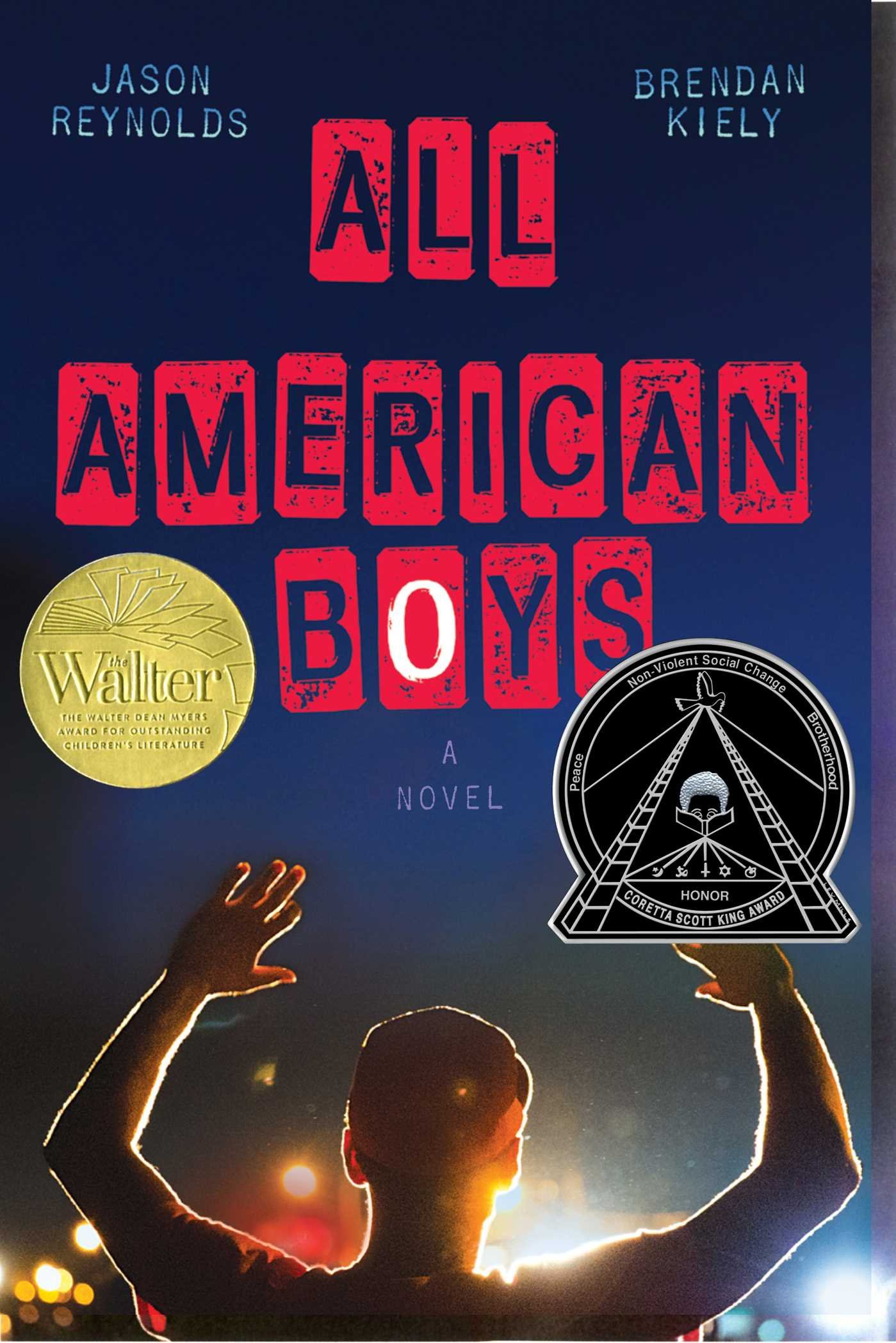 Amazon.com: All American Boys (9781481463331): Reynolds, Jason, Kiely,  Brendan: Books
