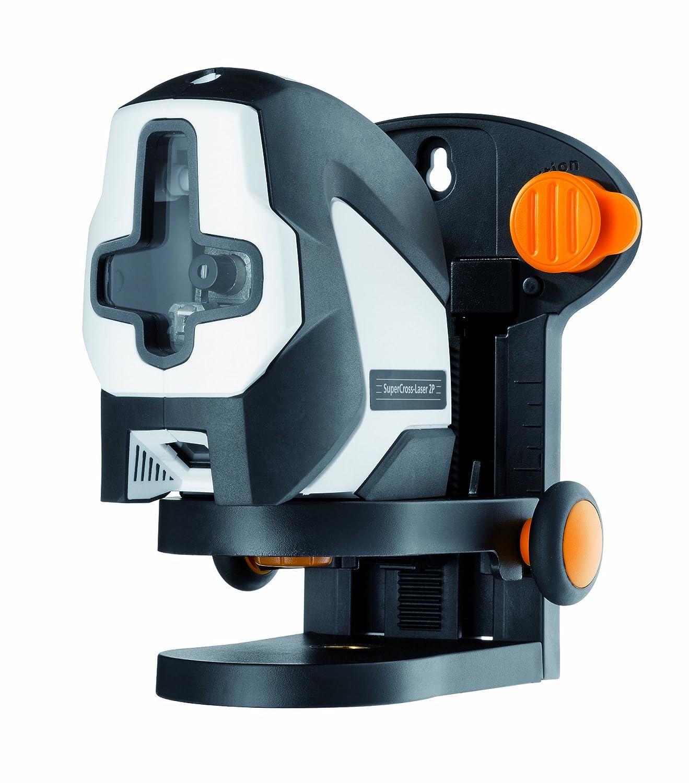 Laserliner Laser en croix automatique SuperCross-Laser 2P 081.125A