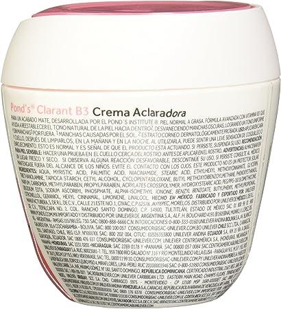 Pond's Clarant B3 Crema correctora de manchas oscuras normal a piel grasa, 7 onzas