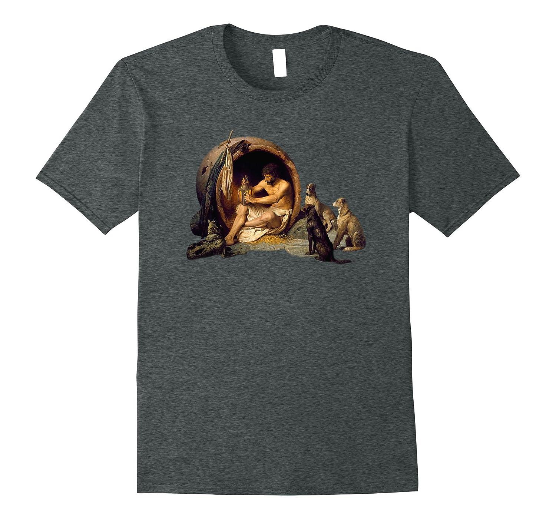 Dog T-Shirt Mans Best Friend August 26 is Dog Day Pets H-PL
